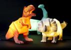 恐龙世界创意台灯