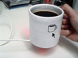 杯子创意鼠标
