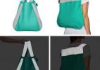 安全便携的小布包