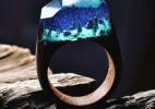 美到窒息的树脂创意戒指