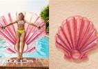 贝壳造型水上浮具(Shell Pool Float)
