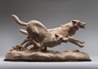 意大利木雕动物世界