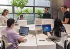 协同合作必备创意办公桌(Ergon Desk)
