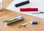 工具箱造型的创意文具盒