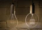 创意扁平系列LED灯(iLLuminite)