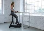 创意站立办公椅