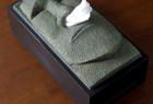 石像造型纸巾盒妇女节母亲节礼品