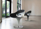 Dalibor Marek设计的曼妙造型的扶手椅Michaela