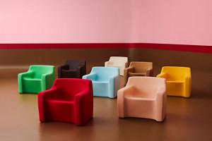 设计师Ross Didier以甜点为灵感的系列家居