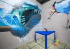 菲律宾博物馆牛逼的创意3D艺术绘画作品