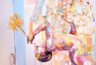 让人隐身的纽约街头艺术,人体彩绘绘画作品