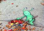 有创意的街头涂鸦
