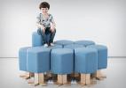 智能的可变形沙发Lift-Bit创意设计
