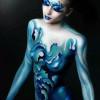 夺人眼球的创意人体彩绘艺术