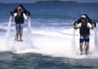 水柱喷射飞行背包JetlevR200