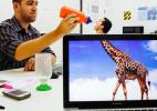 Desk Safari桌面上的野生动物