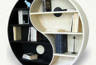 Guiomar 硬纸板做的书架