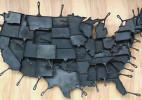 煎锅版美国地图