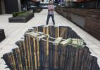 50个惊人的3D街头艺术绘画作品