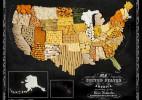 Henry Hargreaves 食物地图