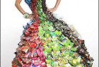 糖果与艺术作品的完美结合---巧克力裙子