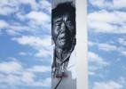 亚洲最高的人物壁画