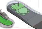 充电鞋垫:将踩地压力转化为电能储存