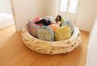 鸟窝造型创意沙发设计