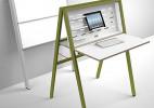 折叠式创意办公桌