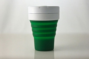 便携式可折叠创意水杯(Smash Cup)
