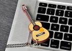 USB2U吉他造型云U盘