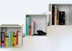 有趣的平衡书架