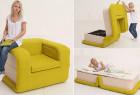 简单而实用的单人沙发&单人床(Flop)