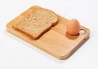 有趣的早餐专用盘子