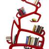 各种创意有型的书架