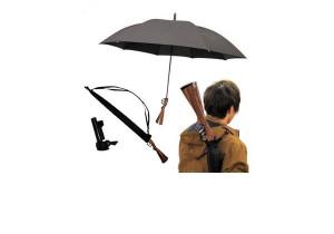 拉风的步枪雨伞