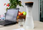 Lumm磨砂发光玻璃瓶