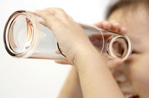 超有趣的Telescup望眼镜杯子