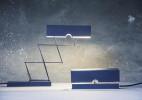 升降机创意台灯设计