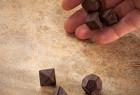 美味的巧克力骰子