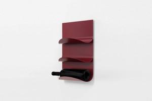 优雅的模块化红酒架