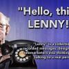 Lenny电话录音机器人,骗子遇到它会崩毁的