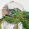 秘鲁艺术家的立体彩绣