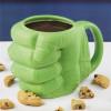 绿巨人拳头创意马克杯(Hulk Shaped Mug)