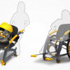 为老龄化社会设计的轮椅