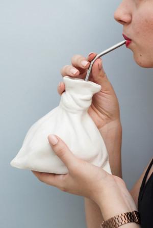 """陶瓷做的""""塑料袋"""""""