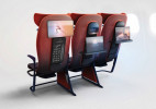 通过APP调节舒适度的座椅