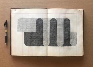一支中性笔就能画出令人惊叹的复杂图