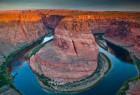 摄影师约翰.查普尔拍摄的科罗拉多河美景