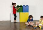 乐高回收容器儿童家居创意产品设计